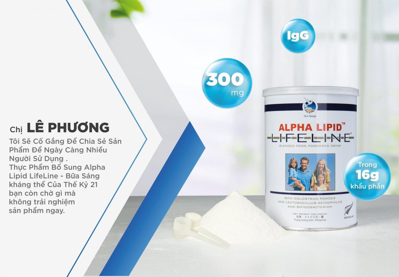 Uống Sữa Non Alpha Lipid Có Tác Dụng Phụ Gì Không?